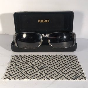 AUTHENTIC VERSACE EYEWEAR, SUNGLASSES, ITALY